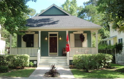 Beaufort County Single Family Home For Sale: 2660 Broad Street