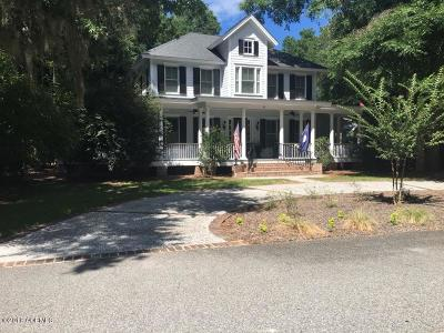 Beaufort Single Family Home For Sale: 10 Woodland Ridge Circle