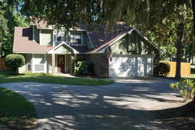 Beaufort, Beaufort Sc, Beaufot Single Family Home For Sale: 37 Chesterfield Drive