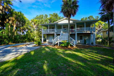 Fripp Island SC Single Family Home For Sale: $649,900
