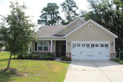 Beaufort, Beaufort Sc, Beaufot, Beufort Single Family Home For Sale: 41 Pennyroyal Way