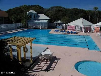 Fripp Island Condo/Townhouse For Sale: 529 Sunsuites
