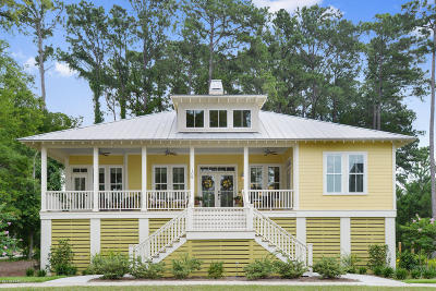 Beaufort, Beaufort Sc, Beaufot, Beufort Single Family Home For Sale: 106 Willow Point Road