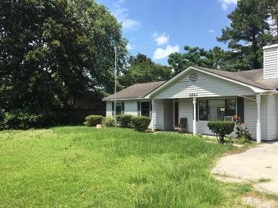 Beaufort County Single Family Home For Sale: 2003 Stone Marten Circle