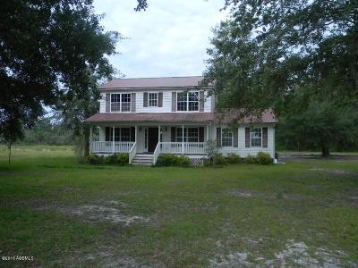Single Family Home For Sale: 814 Lento