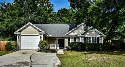 Beaufort County Single Family Home Under Contract - Take Backup: 14 Southern Magnolia Drive