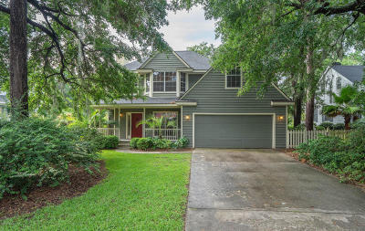 Beaufort, Beaufort Sc, Beaufot Single Family Home For Sale: 366 Cottage Farm Drive