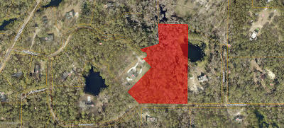 Baufort, Beaufort, Beaufot, Beufort Residential Lots & Land For Sale: Salicornia Drive