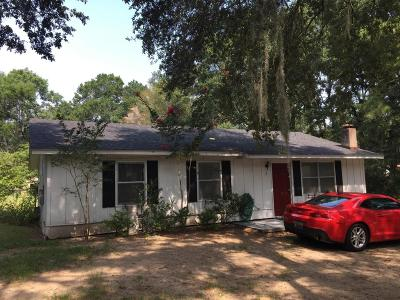 Beaufort Single Family Home For Sale: 3 Bent Oak Road