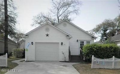 Beaufort SC Single Family Home Sold: $194,500