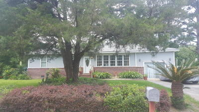 Beaufort, Beaufort Sc, Beaufot Single Family Home For Sale: 1200 State Rd S-7-276