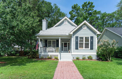 Beaufort, Beaufort Sc, Beaufot, Beufort Single Family Home For Sale: 18 Brisbane Drive