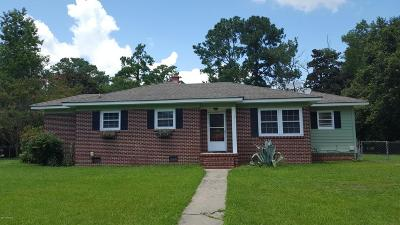 Beaufort County Single Family Home For Sale: 2511 Waverly Way