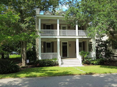 Beaufort County Single Family Home For Sale: 3 Mount Grace