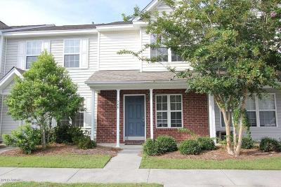 Beaufort Condo/Townhouse For Sale: 546 Candida Drive