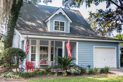 Port Royal Single Family Home For Sale: 11 Shipwright Court
