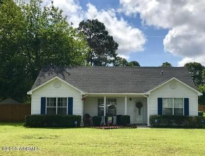 Beaufort County Single Family Home Under Contract - Take Backup: 14 Blacksmith Circle