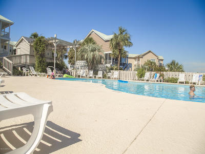 Beaufort County Condo/Townhouse For Sale: 6 Harbor Island Drive North #M117