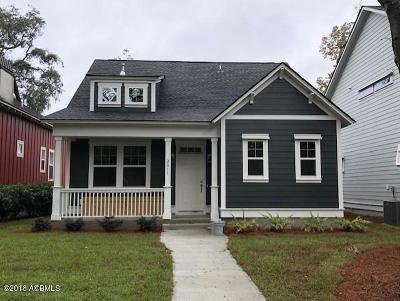 Beaufort County Single Family Home For Sale: 2011 Ashwood Circle