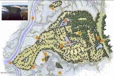 Seabrook Residential Lots & Land For Sale: 68 Bull Point Drive