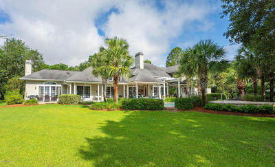 Beaufort Single Family Home For Sale: 3519 Morgan River Drive N