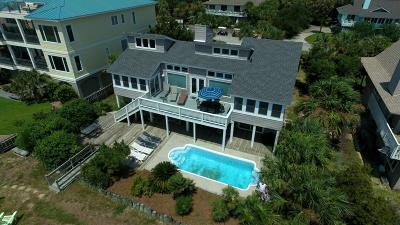 Fripp Island Single Family Home For Sale: 707 Rock Beauty Road