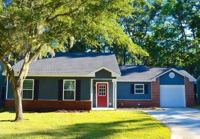 Beaufort County Single Family Home For Sale: 14 Brindlewood Drive