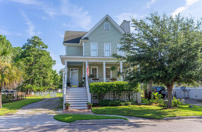 Beaufort, Beaufort Sc, Beaufot, Beufort Single Family Home For Sale: 46 Bostick Circle