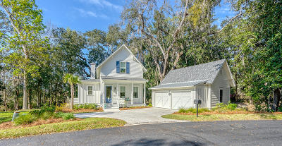 Beaufort, Beaufort Sc, Beaufot Single Family Home For Sale: 102 Gautier Place