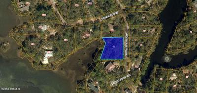 Fripp Island Residential Lots & Land For Sale: 18 Fiddlers Trace Road