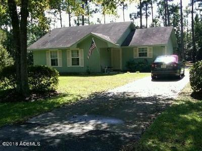 Beaufort County Single Family Home For Sale: 8 Hewlett Road