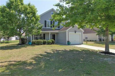 Beaufort County Single Family Home For Sale: 303 Cold Creek Pass