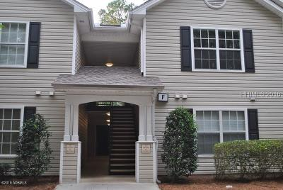 Beaufort County Condo/Townhouse For Sale: 50 Pebble Beach Cove #F213