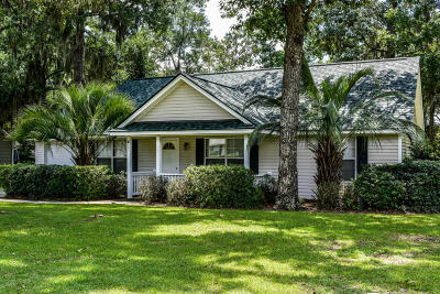 Beaufort County Single Family Home Under Contract - Take Backup: 41 Ardmore Avenue