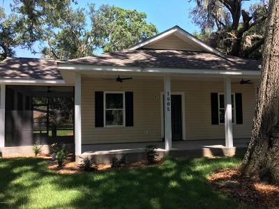Beaufort County Single Family Home For Sale: 1805 Oconnell Street