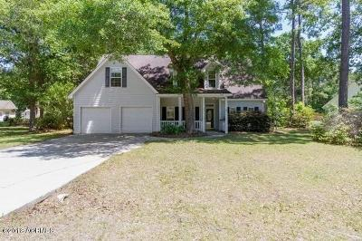Beaufort Single Family Home For Sale: 63 Le Moyne Drive