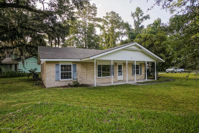 Beaufort County Single Family Home For Sale: 3014 Shell Point Road
