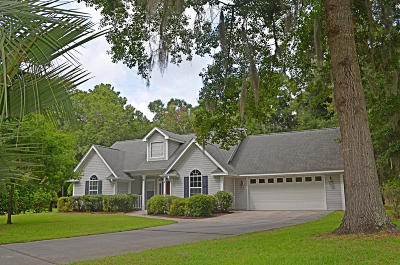 Beaufort County Single Family Home For Sale: 22 Meagan Drive