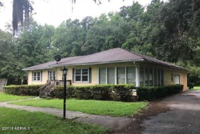 Ridgeland Single Family Home For Sale: 421 Wise Street