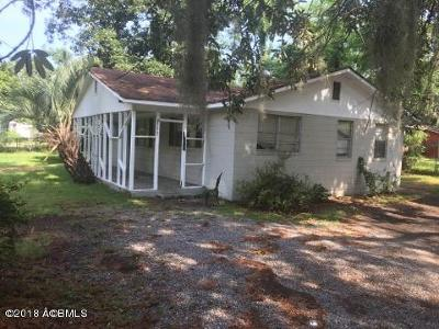 Beaufort Single Family Home Under Contract - Take Backup: 2 Red Oak Drive