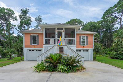 Harbor Island Single Family Home For Sale: 36 Ocean Marsh Lane