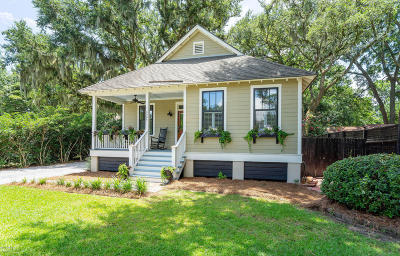 Beaufort, Beaufort Sc, Beaufot Single Family Home For Sale: 2404 North Street