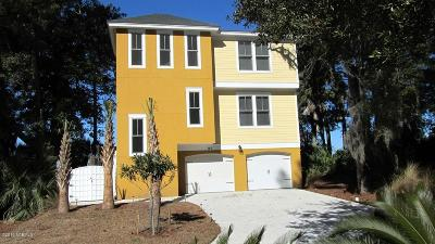 Beaufort County Single Family Home For Sale: 160 Davis Love Drive