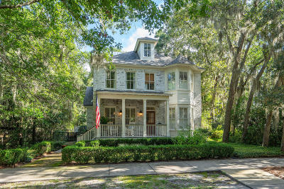 Beaufort County Single Family Home For Sale: 8 Mises Road