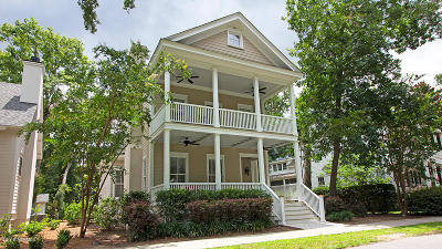 Beaufort Single Family Home For Sale: 64 Grace Park