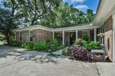 Beaufort County Single Family Home Under Contract - Take Backup: 5 Jasper Lane