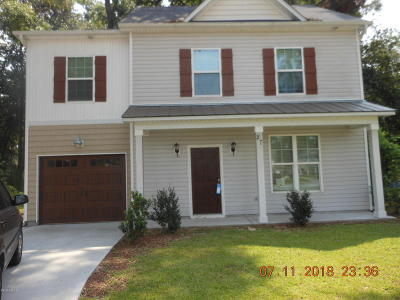 Beaufort County Single Family Home For Sale: 27 Spearmint Circle