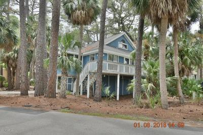 Beaufort County Single Family Home For Sale: 841 Marsh Dunes Road