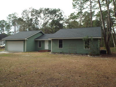 Beaufort, Beaufort Sc, Beaufot Single Family Home For Sale: 9 Moultrie Court