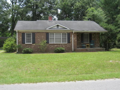 Ridgeland Single Family Home For Sale: 115 Newlin Drive